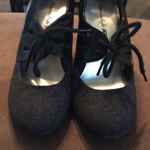 American eagle Mary Jane high heels